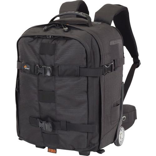 Lowepro Pro Runner X350 Rolling AW Backpack (Black)