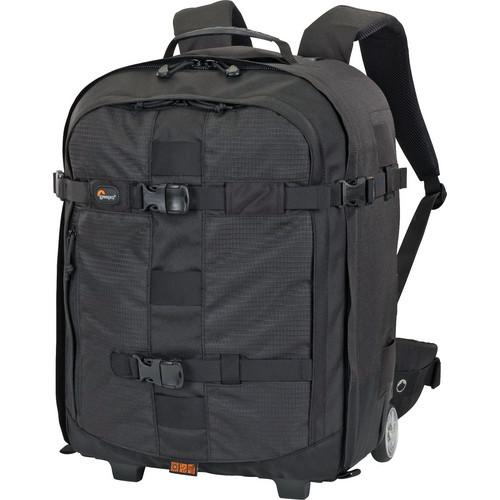Lowepro Pro Runner X450 Rolling AW Backpack (Black)