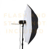 "Hypop 33"" (83cm) Reflective Umbrella Softbox"