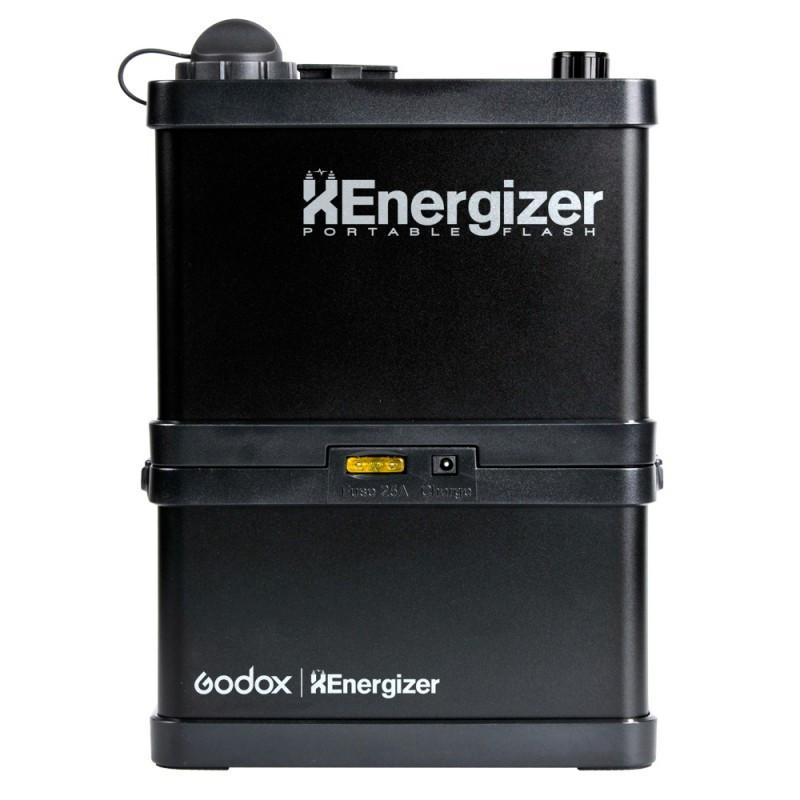 Godox XEnergizer ES600P 600W Portable Flash Strobe Light with Battery Pack