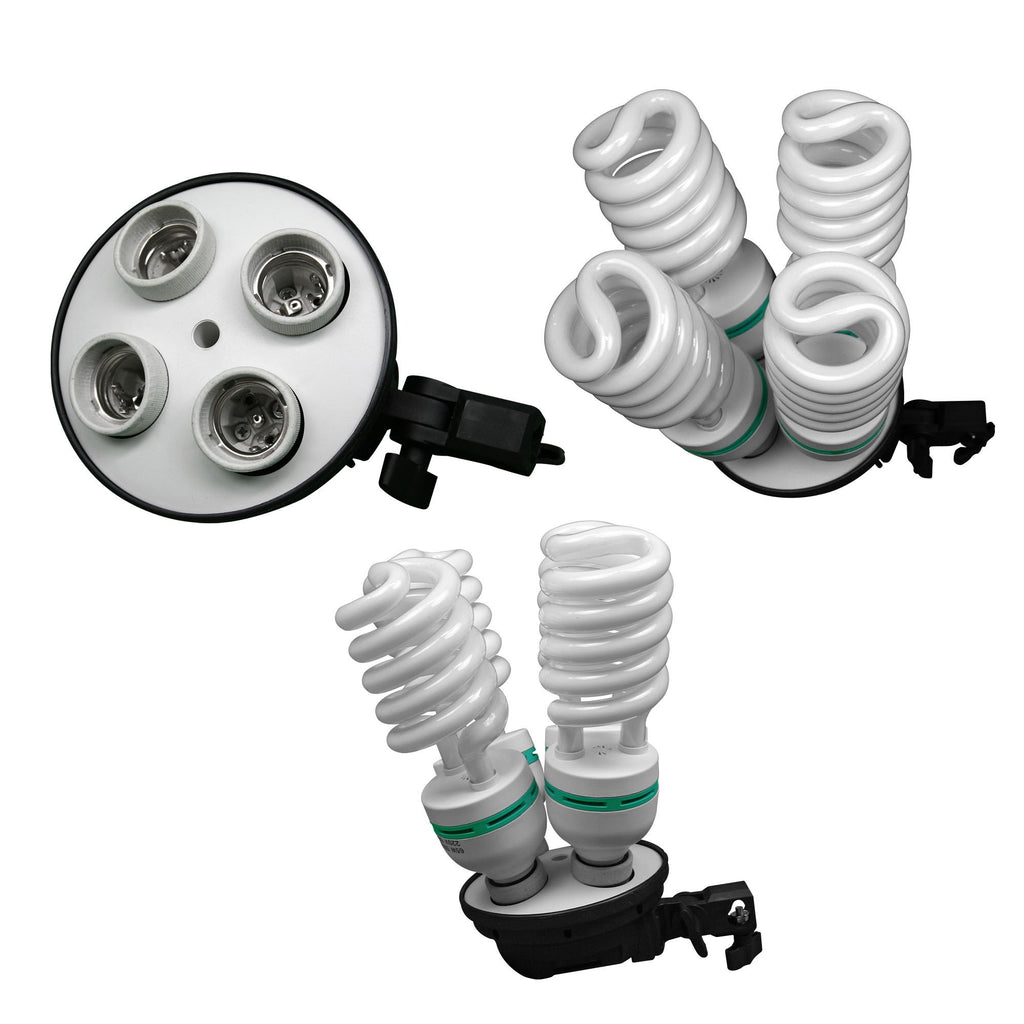 WI: 2 x Quad Head Light Holder
