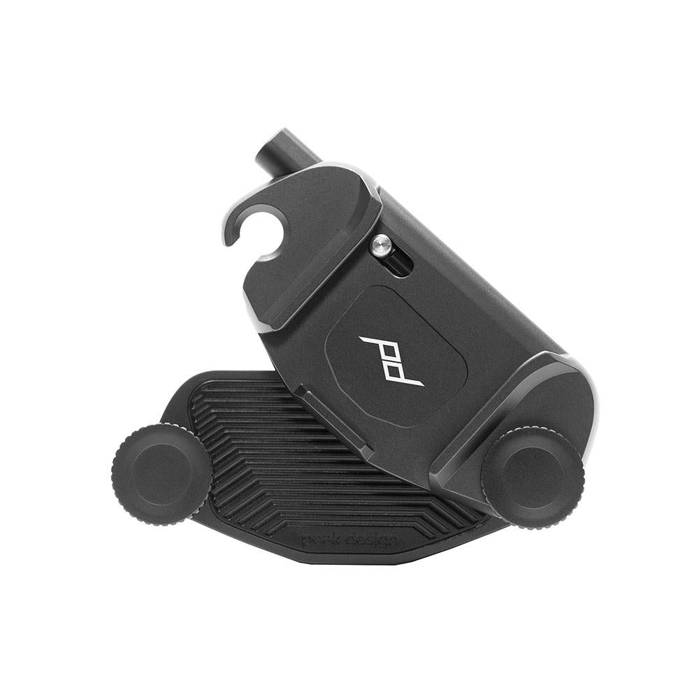 Peak Design Capture Camera Clip v3 - Black no plate.