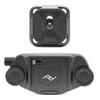 Peak Design Capture Camera Clip v3 - Black with Standard plate.