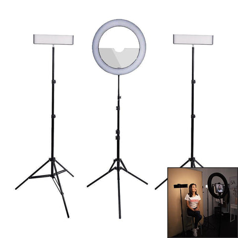Ring Light Kit  & 13