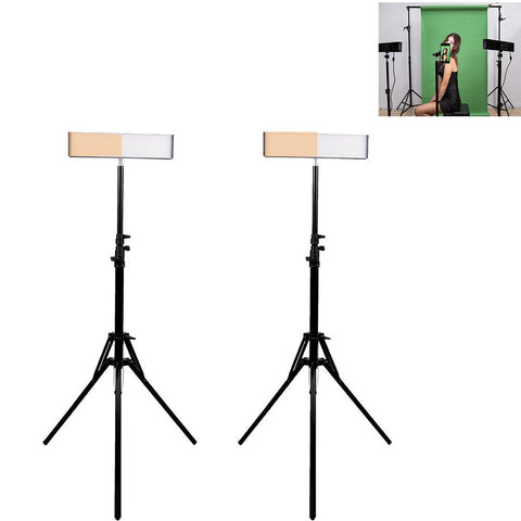 Pro LED Lighting 'Skype' Video Conferencing Desk Kit - Double Pack
