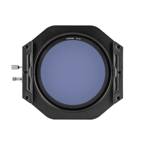 NiSi V6 100mm Filter Holder with Enhanced Landscape CPL & Lens Cap
