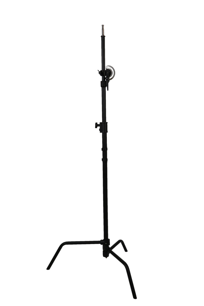 Heavy Duty Photographic Lighting C-Stand with Boom Arm
