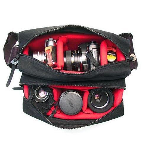 Artisan & Artist ACAM-1000 Canvas Camera Bag