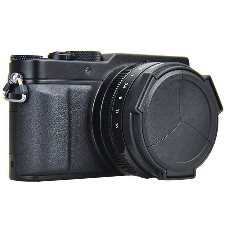 JJC ALC-LX100 Automatic Open and Close Lens Cap for Panasonic LUMIX DMC-LX100