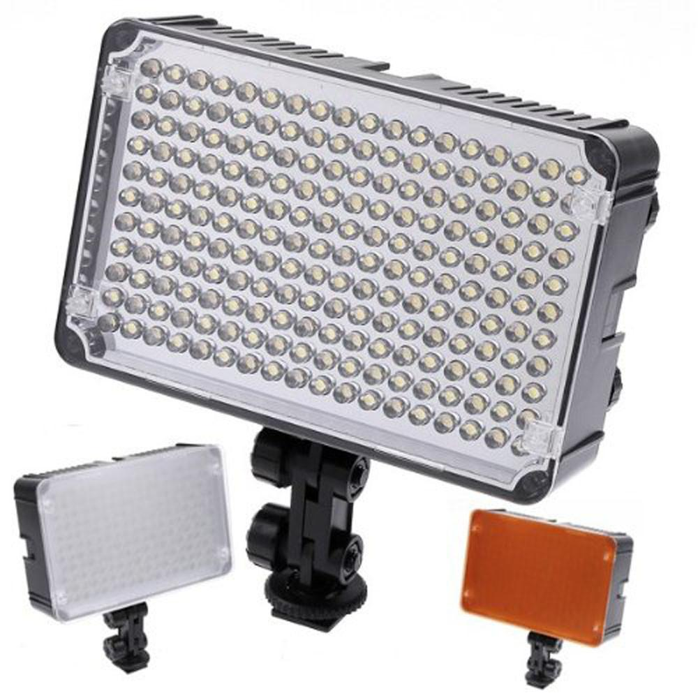 Aputure Amaran AL-198A Portable LED Camera Video Photo Light