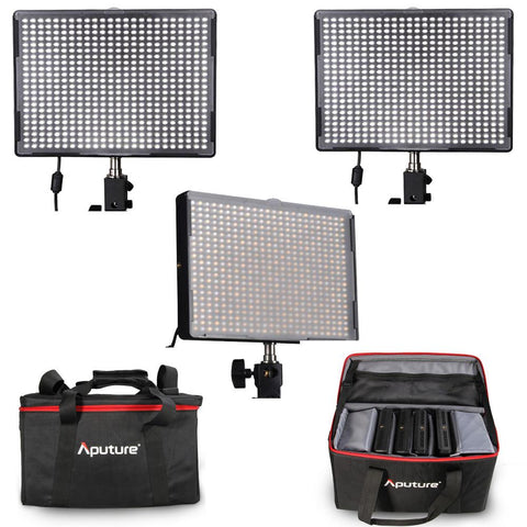 Aputure Amaran Halo AHL-C60 Canon LED Macro Ring Flash Light