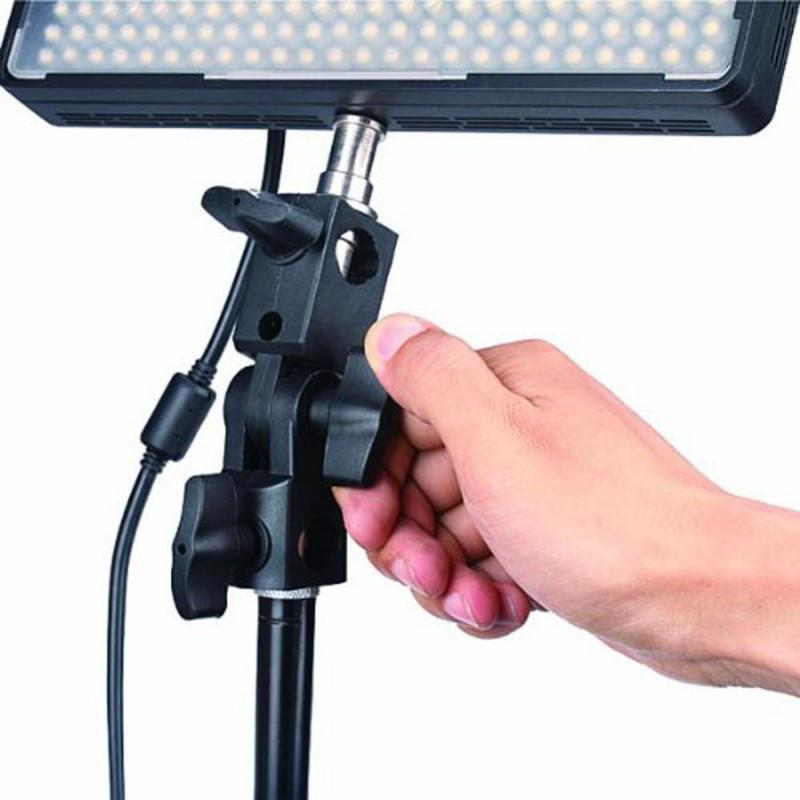Aputure 3x HR672 W/S/C LED Video Continuous Portable Light Panel Kit