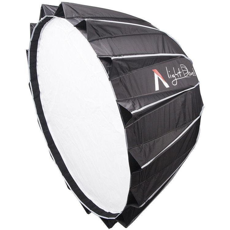 Aputure LS C120D II Pro Kit (Including Light Dome II Softbox and Light Stand)