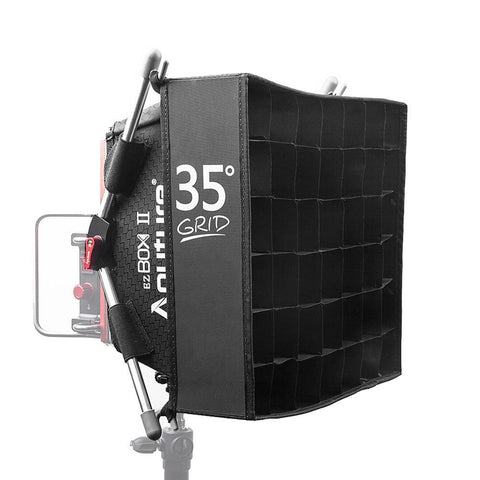 Aputure EZ Box+ II Softbox Kit for HR672 and Tri-8 LED Lights