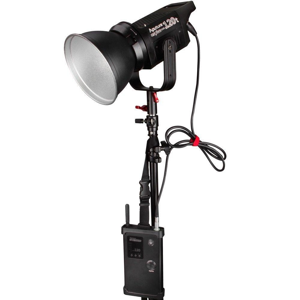 Aputure LS C120t Light Storm 3000k LED Video Studio Light exclude