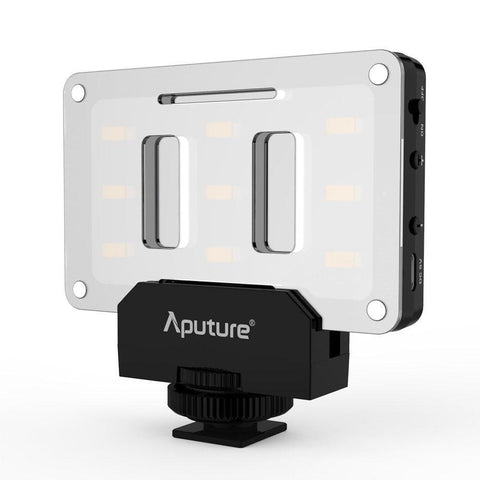 Aputure Amaran AL-M9 CRI95+ Portable Mini LED Fill Light