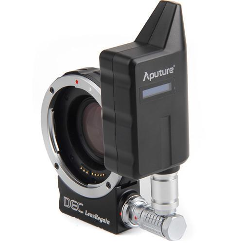 Aputure DEC LensRegain Adapter for Canon EF Mount Lenses to MFT Mount