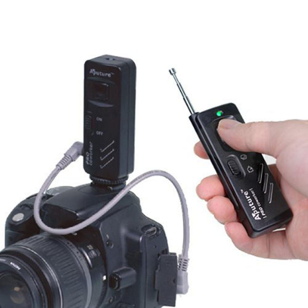 Aputure Pro Coworker Wireless Remote Shutter 2N For Nikon D80 D70s E310