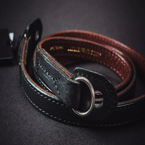 Artisan & Artist ACAM-280 Dark Brown Leather Camera Strap