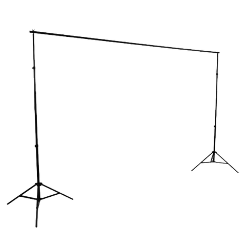 Photography Triple (3) Axis Roller Wall Mounting Manual Backdrop Support System