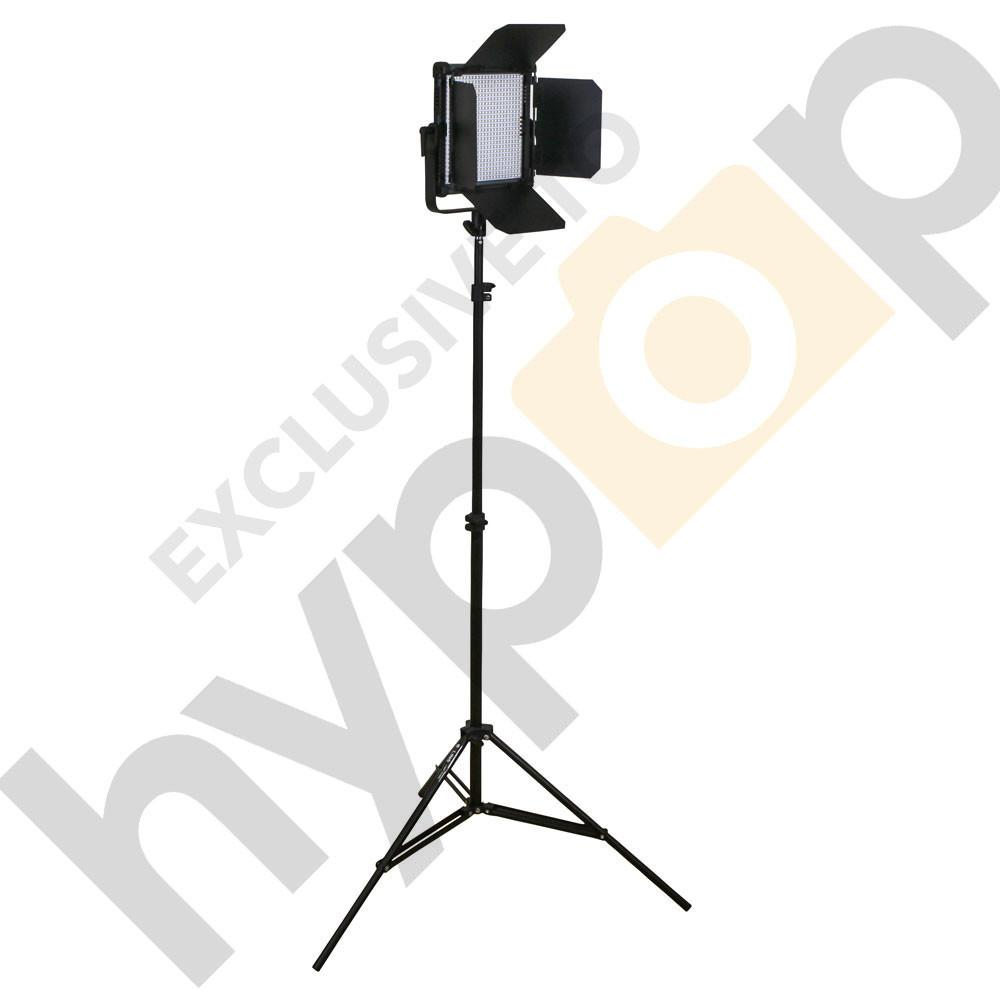 Boling 3x 2220P LED Video & Photography Continuous Portable Lighting Kit (11,400 Lumens at 1M)