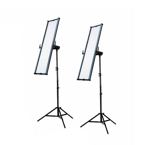 Boling 2 x 2280P LED Video & Photography Lighting Kit