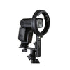 Hypop Speed Lite Attachment With Bowens Mount (L-Bracket)