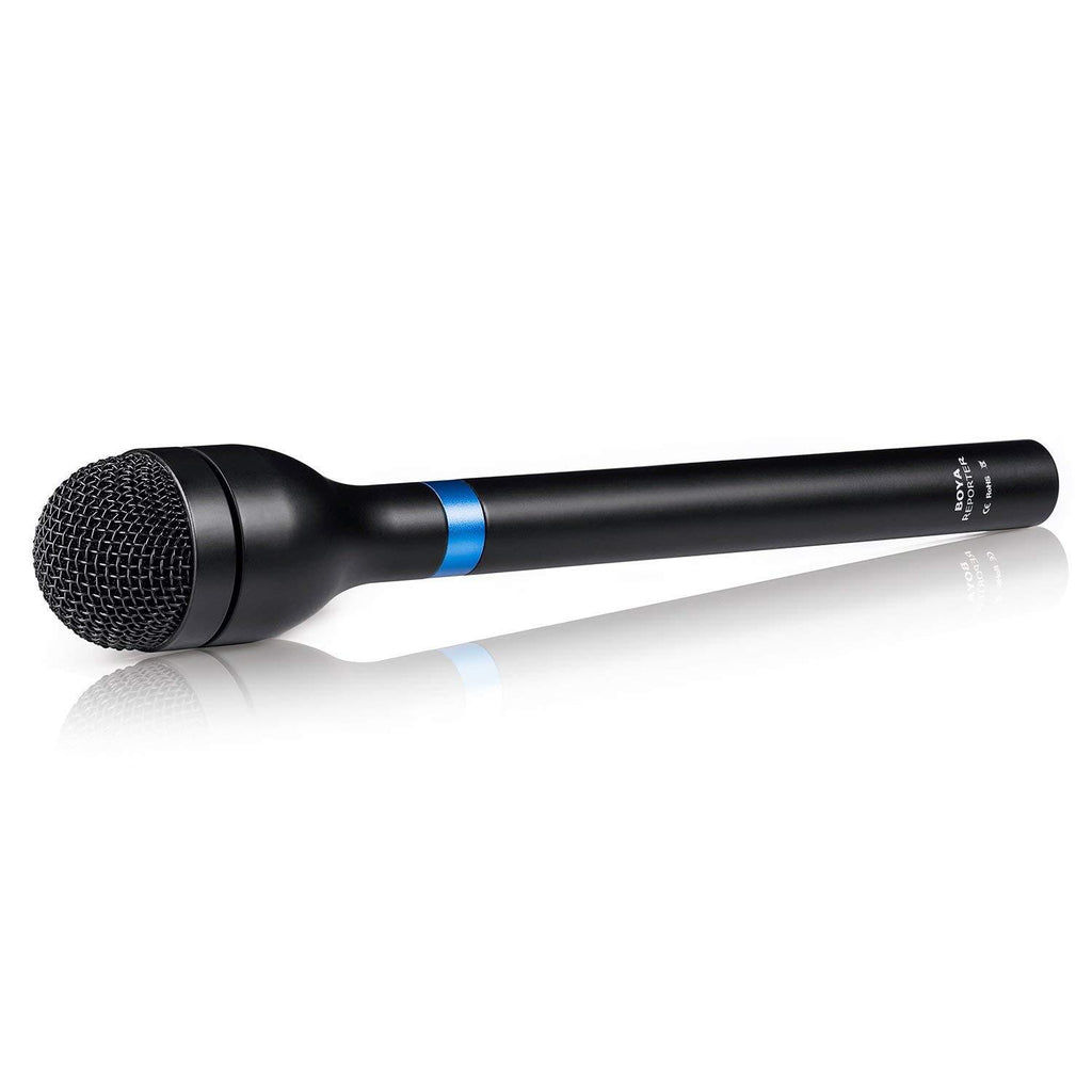 Boya BY-HM100 Omni-Directional Wired Handheld Dynamic Microphone