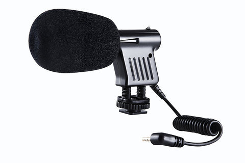 Boya BY-MM1 Video Microphone for Smartphones and DSLR's