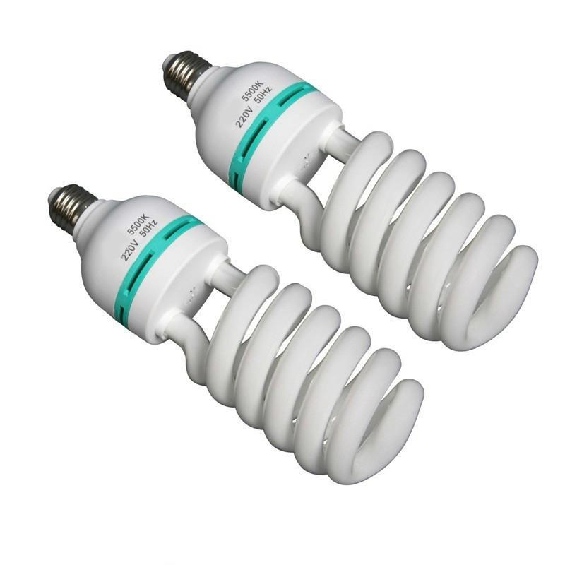 WI: 2 x Bonus 30W Studio Bulbs