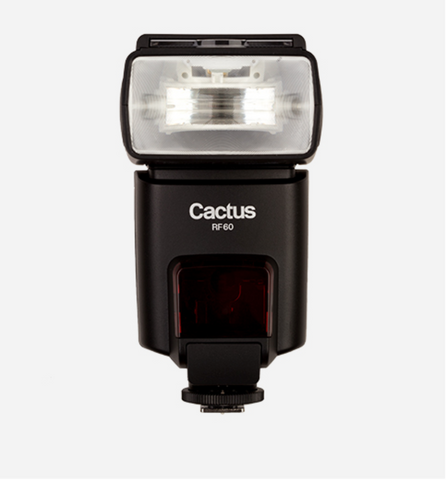 Cactus Wireless Speedlite Flash RF60X