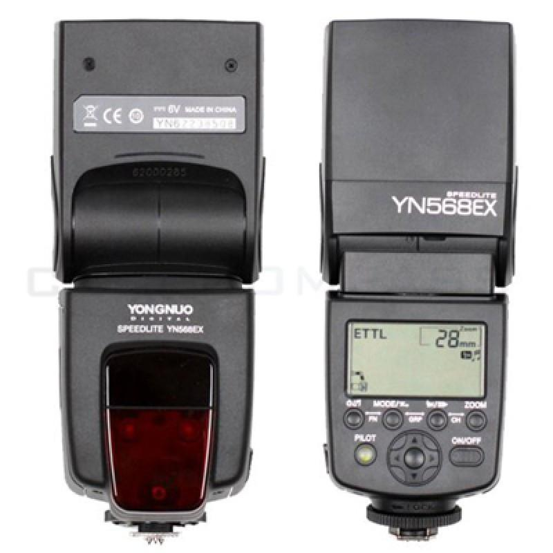 Yongnuo Complete Wireless TTL HSS Flash Control Kit For Nikon