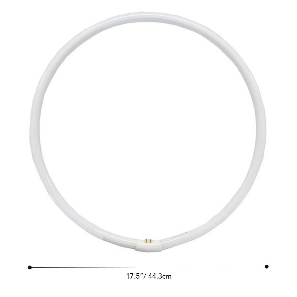 Large CFL Fluorescent 5500k CRI 90+ Diva Ring Light Replacement Tube