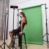 Spectrum Chroma Key Green Non-Reflective Half Paper Roll Backdrop (1.36 x 10M)