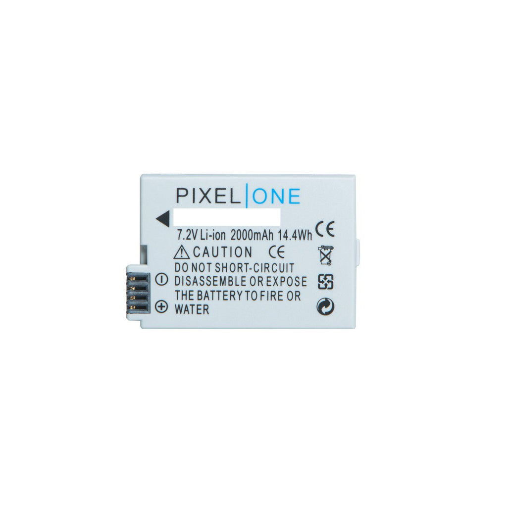 Pixel One Li-ion Battery Replacement for Nikon EN-EL14 / EN-EL14A