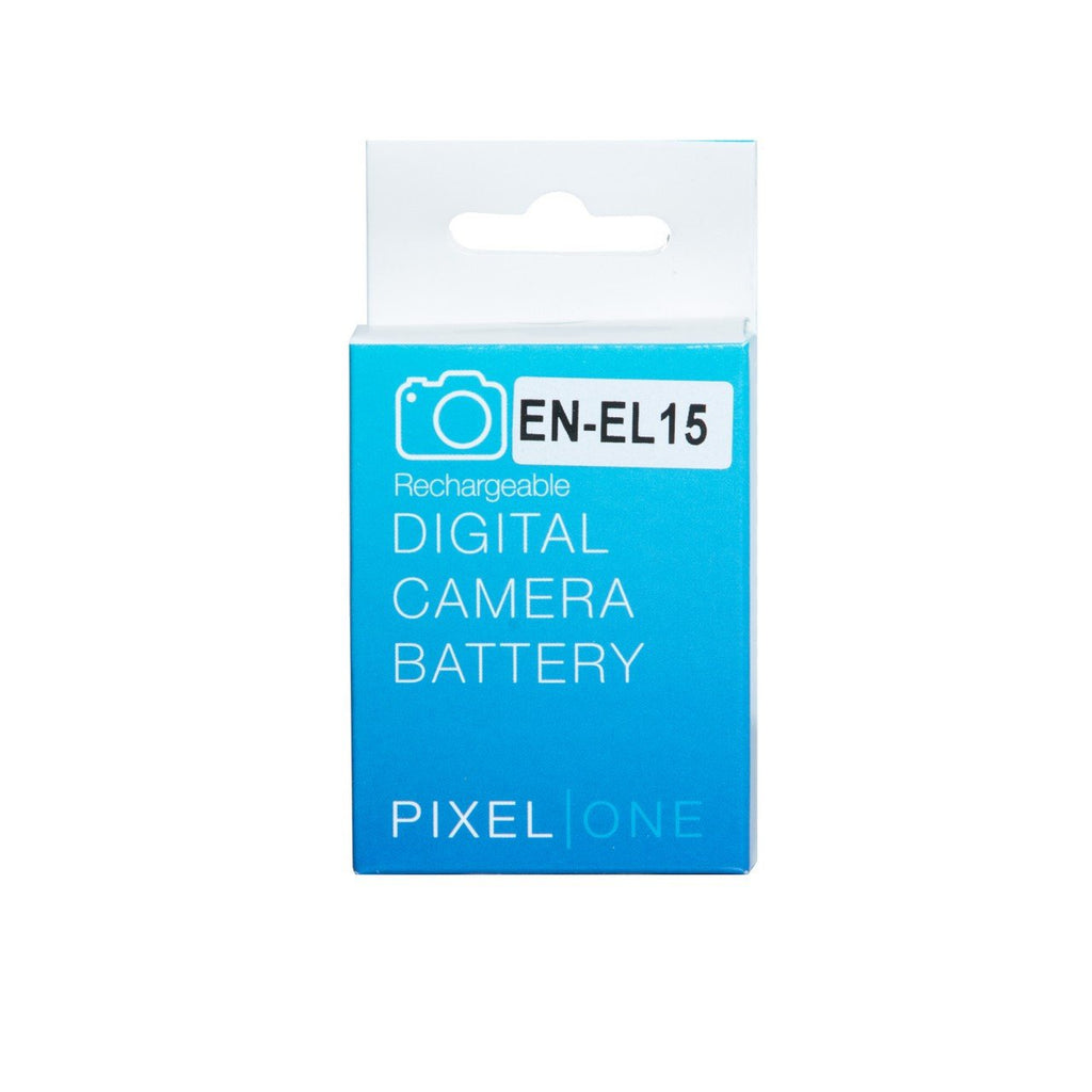 Pixel One Li-ion Battery Replacement for Nikon EN-EL15