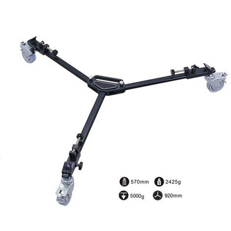 Hypop Portable Light Weight Photography Video Tripod Stand Dolly For EOS