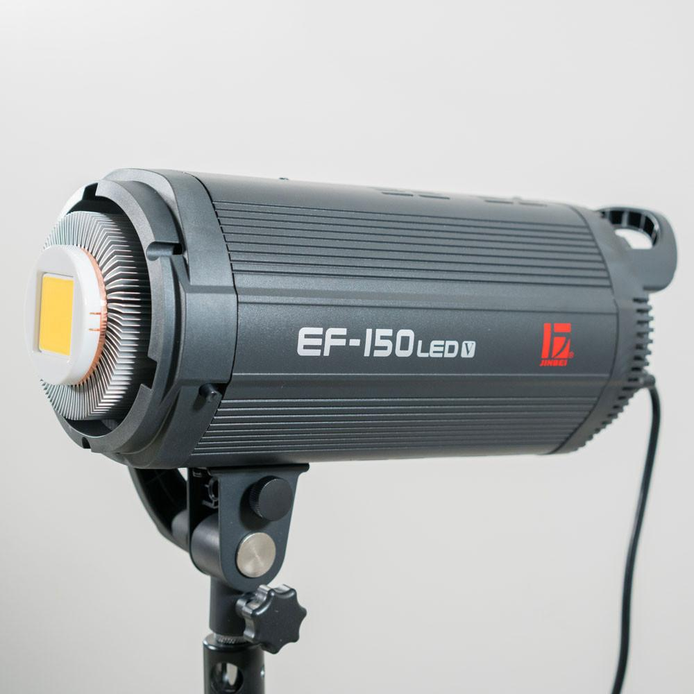 ... Jinbei EF150 150W Continuous LED Softball Portrait Flash Lighting Kit ... : flash lighting - azcodes.com