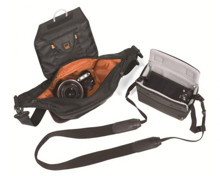Lowepro Compact Courier 80 (Gray)