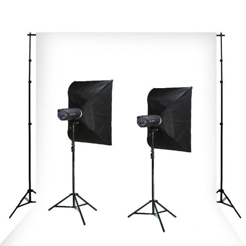 Hypop Professional Fashion Product Photography LED Lighting Kit