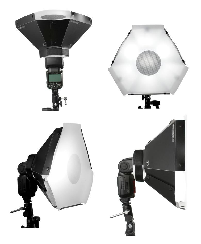 Hypop Hexagon Softbox for Speedlite