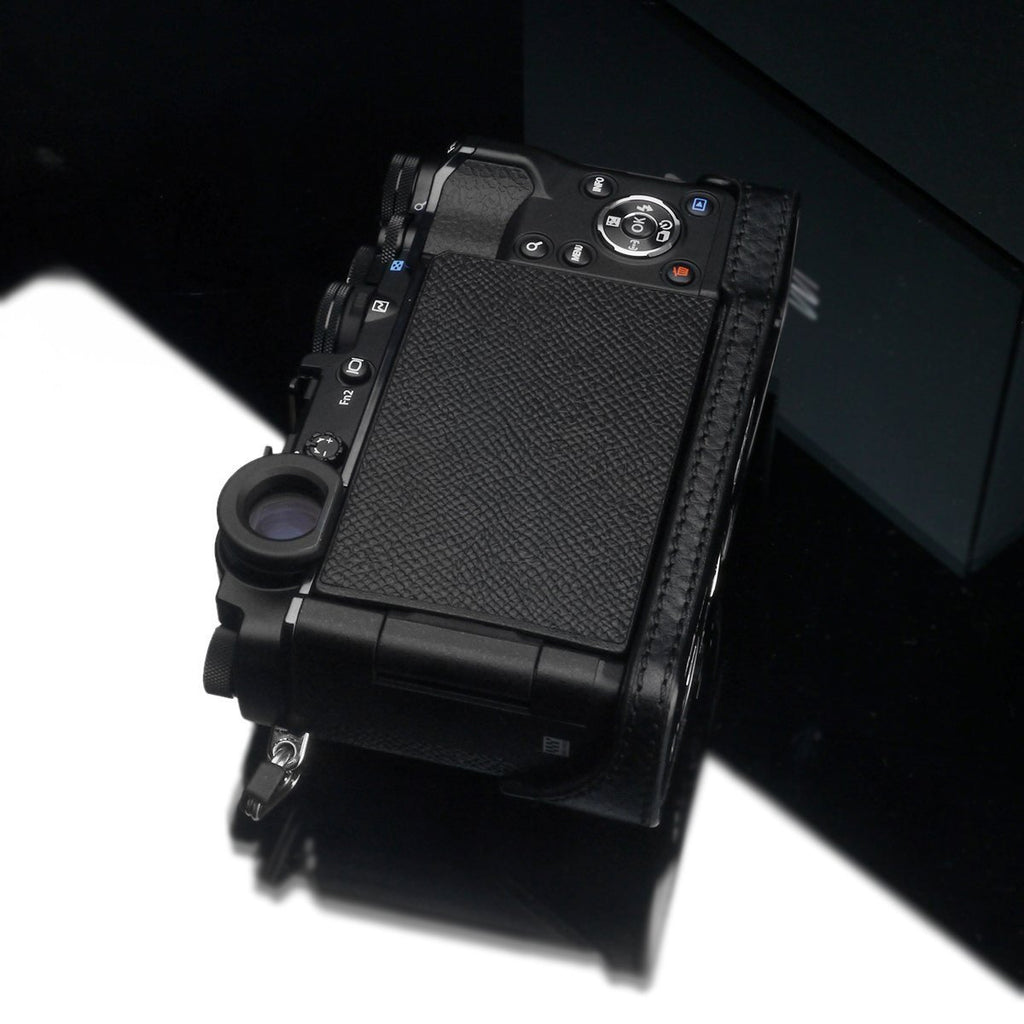 Gariz HG-PENFBK Camera Half Case Black for Olympus PEN-F