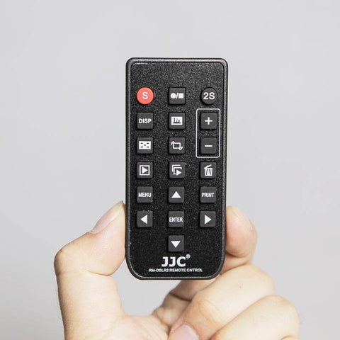 JJC RM-DSLR2 Wireless Remote Control For Sony Cameras