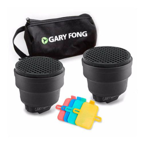 Gary Fong Lightsphere Collapsible Kit Dramatic Lighting Kit
