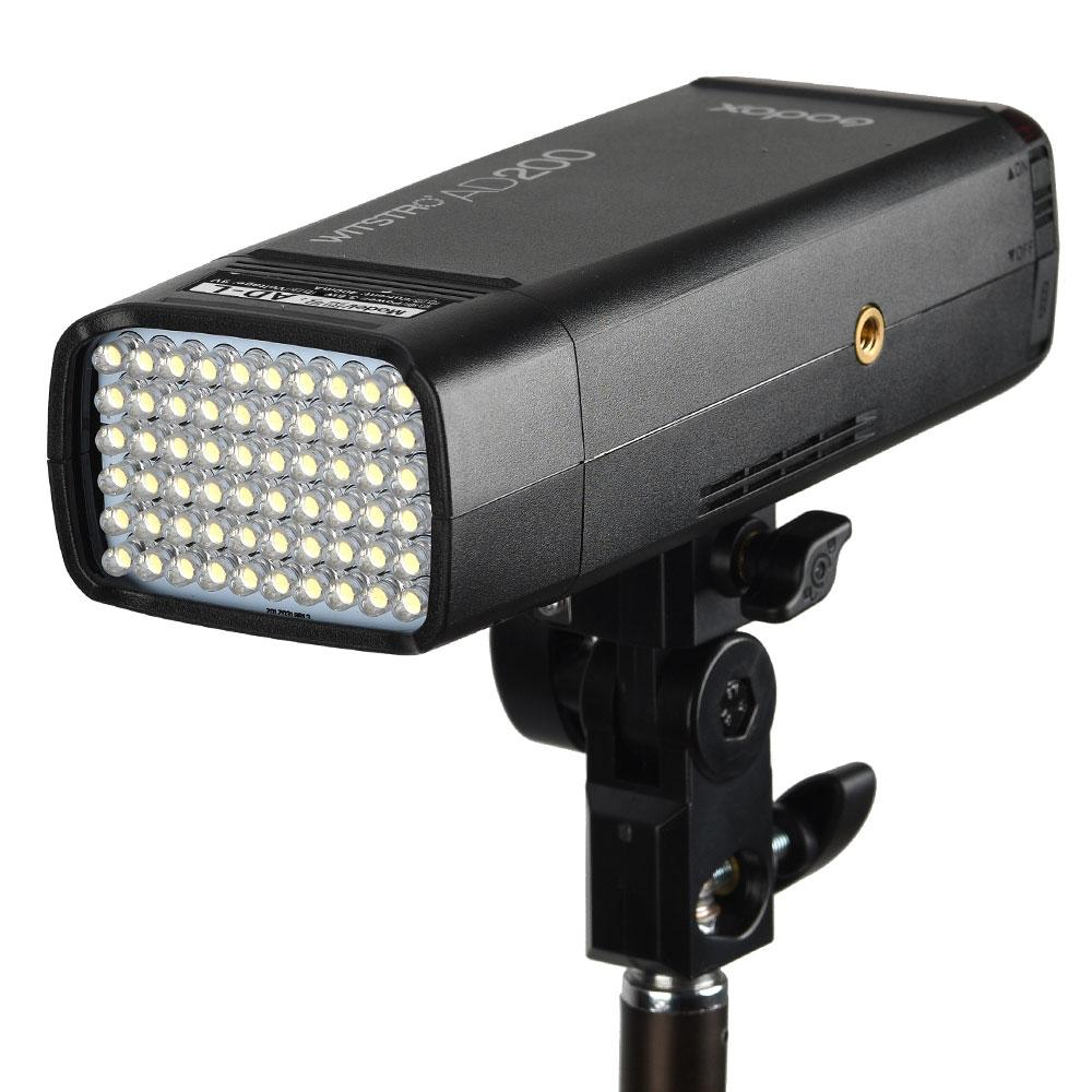 Godox AD-L 60pc LED Changeable Head for Witsro Series Outdoor Flash AD200