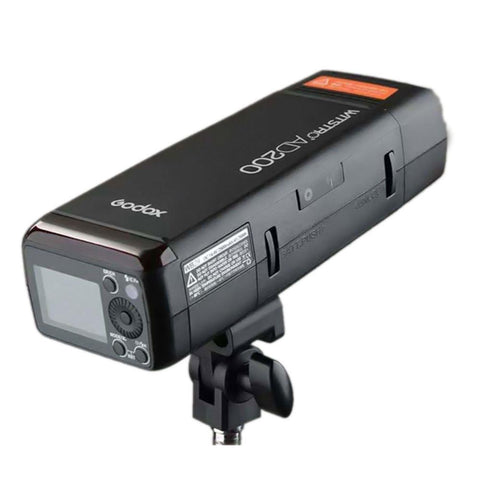 Godox Witstro AD200 200W Cordless Portable Outdoor TTL Flash Strobe