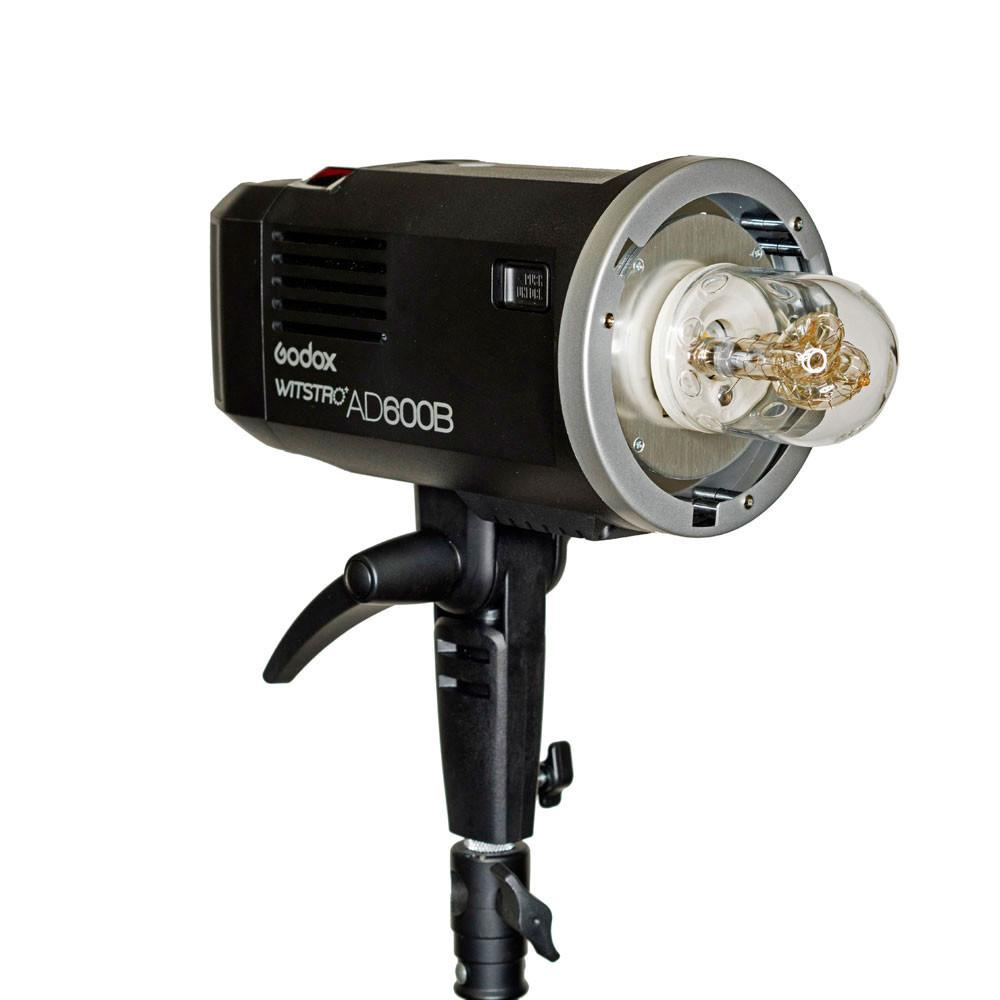 Godox 2 x AD600BM Witstro 2.4GHz Manual Strobe Light & Stand Kit with X1 trigger (Bowens)