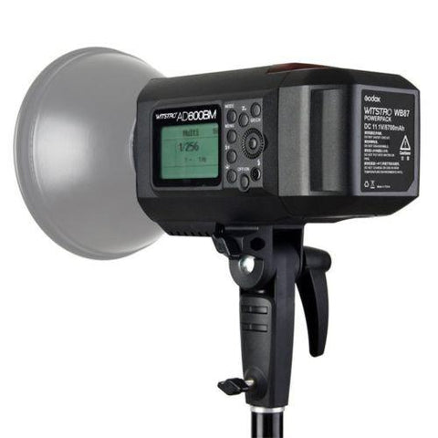 Godox AD600BM Witstro 2.4GHz Manual Studio Flash Strobe Light (Bowens) exclude