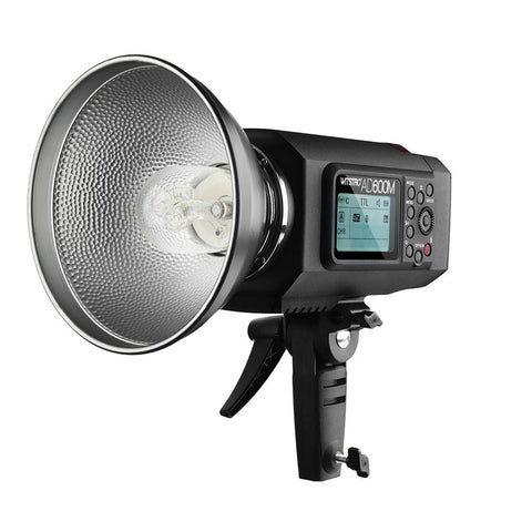 Godox 2 X AD200Pro Witstro 200W Cordless Portable TTL Strobes & Stand Kit with XPro Trigger (Optional Modifiers)