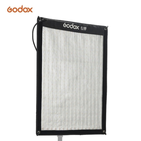 Godox FL100 100W Flexible LED Video Light 3300-5600K Bi-Colour Foldable Light